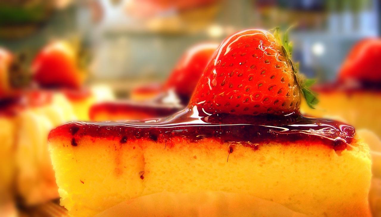 Raw Hindbær Cheesecake