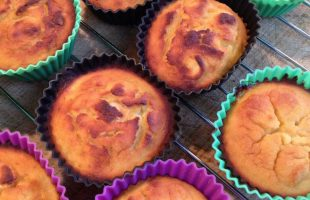 Kokos-mango Muffins