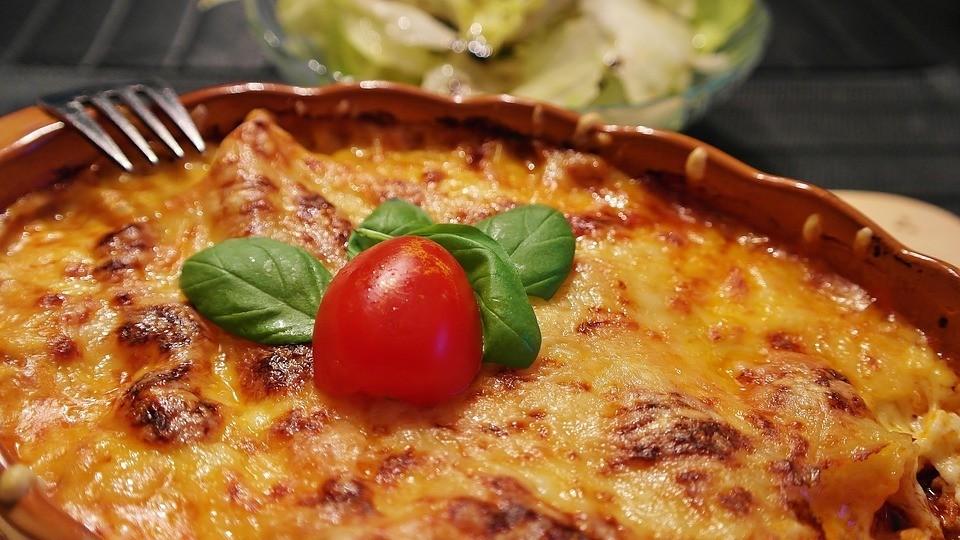 Glutenfri Og Laktosefri Lasagne