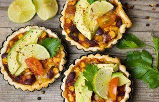 Mexicansk Taco Tærte