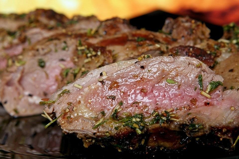 Steak Med Mos Og Chili