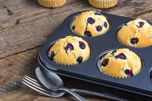 EASIS Blåbær Muffins
