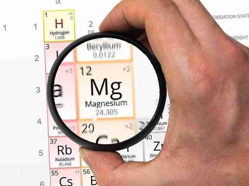 magnesium tilskud bivirkninger