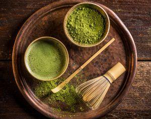 Matcha te - Hvorfor er det så sundt?