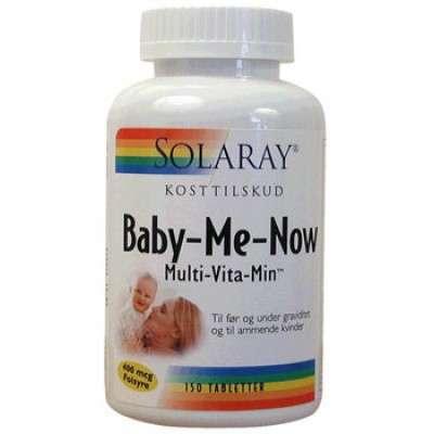 Solaray Baby-me-now