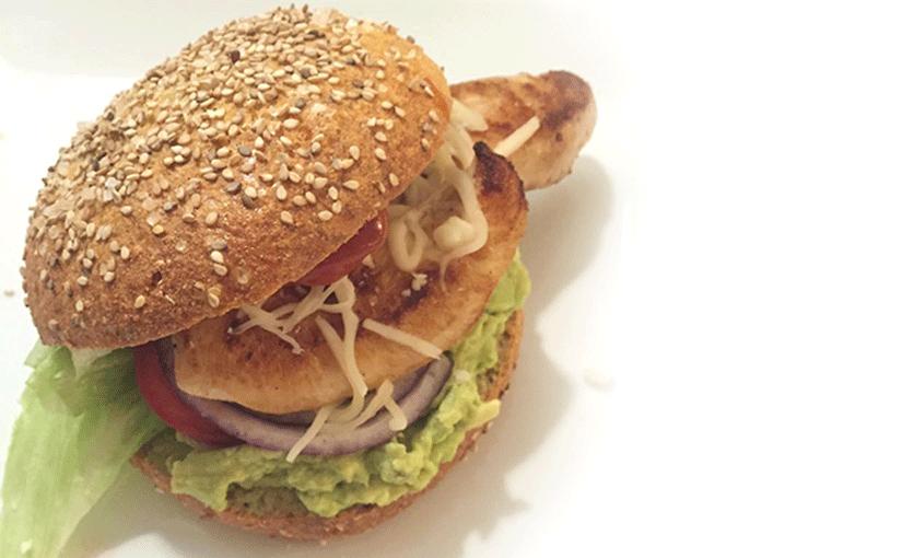 Sundere Hjemmelavet Burgerboller