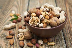 7 nødder - et sundt valg som snack?