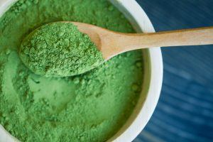 Spirulina - den grønne alge og superfood