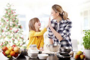 Stjæl overskudsmorens tricks i julen