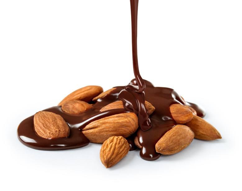 Chokolade Og Mandel Klynger