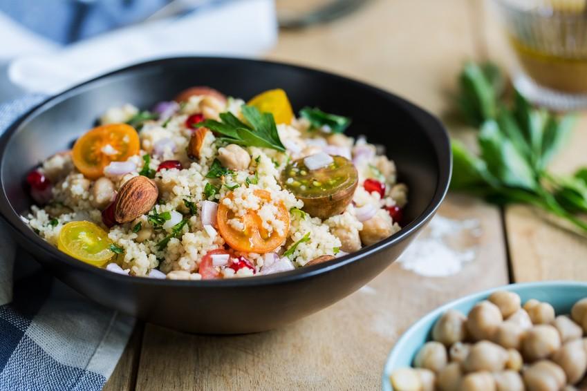 Couscous Salat – Smagen Af Sommer