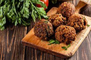 Hjemmelavet falafler - Nem og sund aftensmad