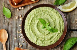 Hummus Med Alger
