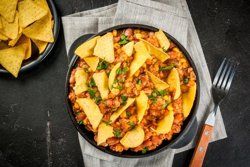 Chili Sin Carne – Vegetarisk