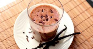 Superfruit - After workout protein smoothie