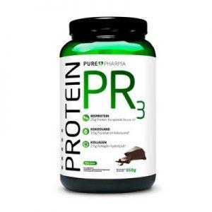 Puori PR3 proteinpulver risprotein