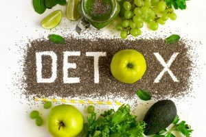Detox kur - 7 nemme trin