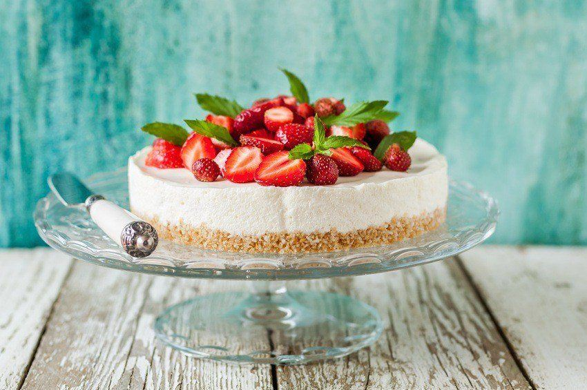 Koldskåls Cheesecake
