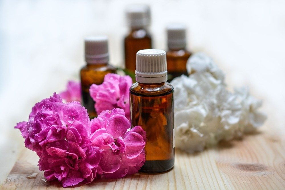 økologisk hårpleje essentielle olier