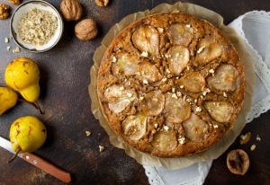 Nem pæretærte uden gluten!