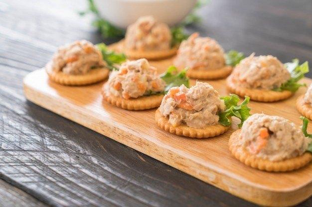Fedtfattig Tunmousse – Til Påskefrokosten