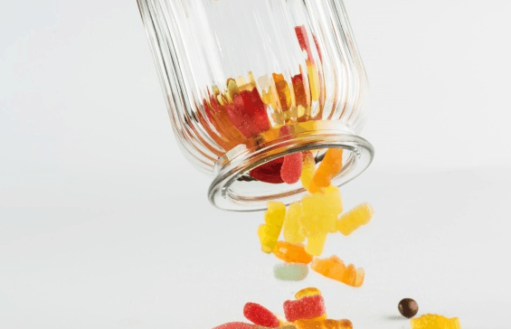 Multivitaminer Som Gummies
