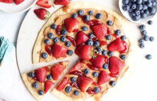 Dessert Pizza Uden Gluten
