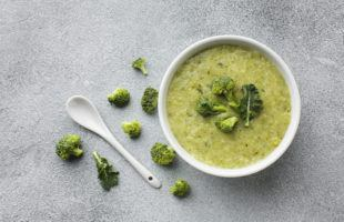 Cremet, Vegansk Broccolisuppe
