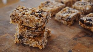 Sunde og lækre granolabarer
