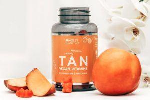Beauty Bear TAN Vitamins - Til en perfekt og vedvarende tan