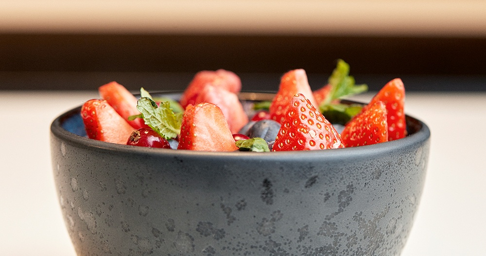 Opskrift På Cremet Chiagrød Med Lækre Sommerbær
