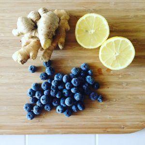 Opskrift på det ultimative B12-vitamin, Citron og Ingefær Shot