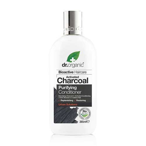 Image of Dr. Organic Conditioner Charcoal Purifying (265 ml)