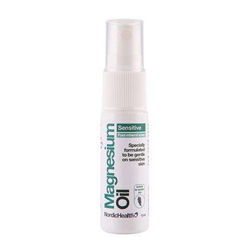 Image of NordicHealth Magnesium Spray Sensitive (15 ml)