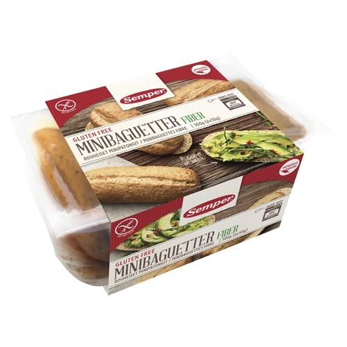 Image of Semper Baguette Mini Glutenfri (300 gr)
