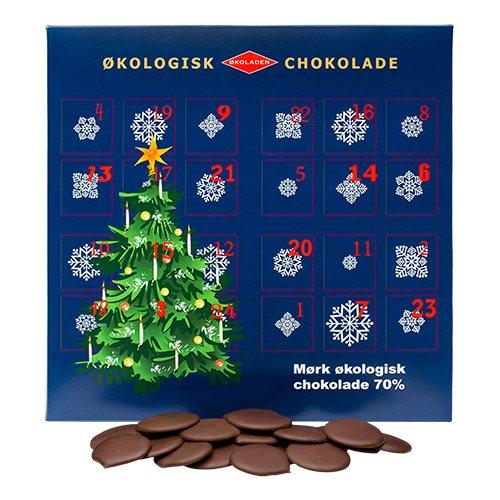 Økoladen chokolade fra Helsebixen