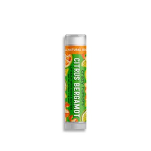 Crazy Rumors Lip Balm Citrus Bergamot (1 stk)