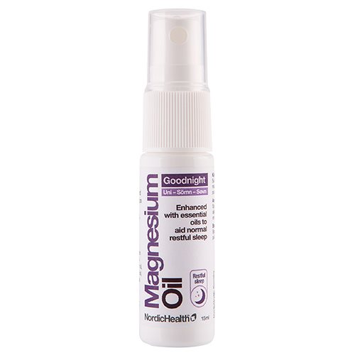 Image of NordicHealth Magnesium Spray GoodNight (15 ml)