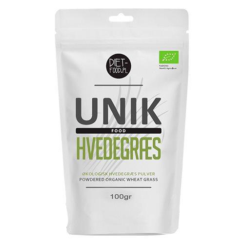 Image of Diet-Food Hvedegræs pulver Ø (100 g)