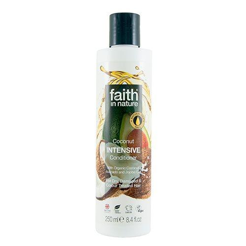 Image of Faith In Nature Balsam kokos intensive (250 ml)