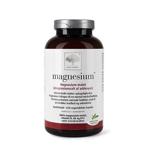 Image of New Nordic Magnesium (270 kap)