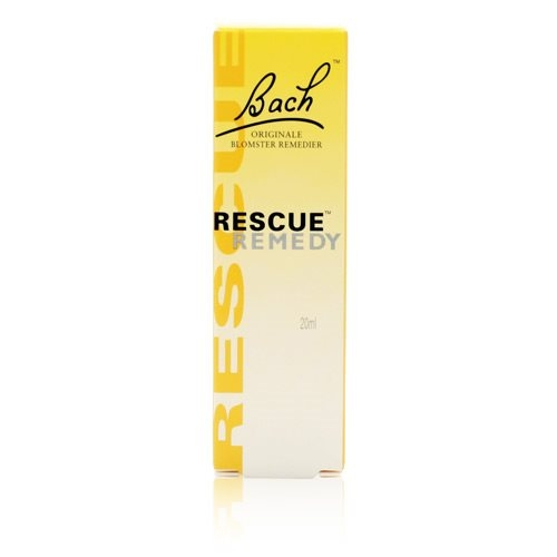 Image of Bach Rescue Remedy Dråber (20 ml)