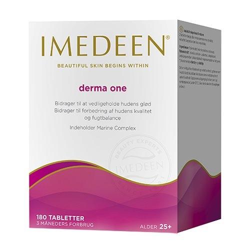 Image of IMEDEEN® Derma One 25+ (180 tabletter)