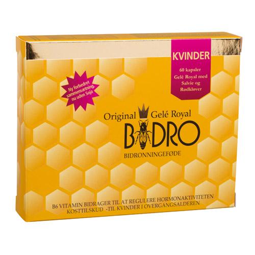 Image of Bidro Kvinder (60 kapsler)