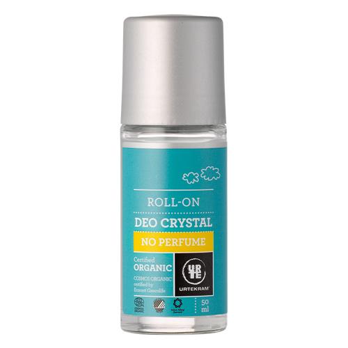 Image of Urtekram No Perfume Deokrystal roll-on (50 ml)
