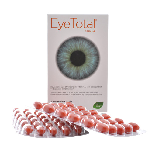 Image of Anjo Eye Total SBA 24 (60 kapsler)