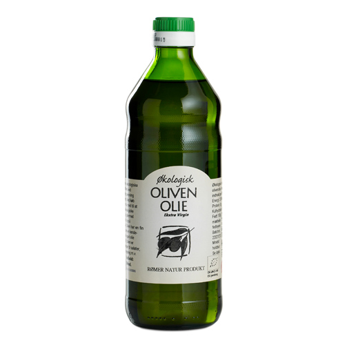 Rømer olivenolie fra Helsebixen