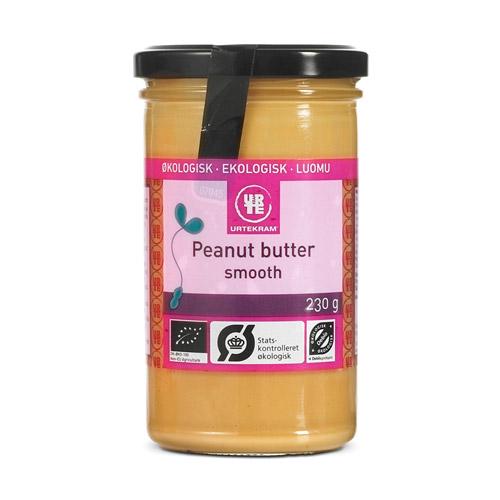 Urtekram Peanutbutter Smooth Ø