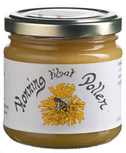 Image of Honning m. pollen (250 gr)