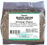 Image of Natur Drogeriet Basilikum (125 gr)